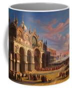 Piazza Di San Marco. Venice Coffee Mug