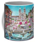 Piazza Di Spagna Coffee Mug