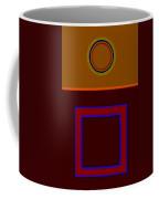 Piazza Fall Coffee Mug