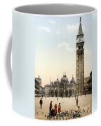 Piazza San Marco, 1890s Coffee Mug