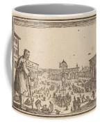 Piazza Ss. Annunziata, Florence Coffee Mug
