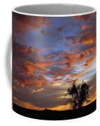 Picacho Peak Sunset II Coffee Mug