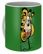 Picasso Influence Coffee Mug