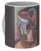 Picasso Inspired Coffee Mug