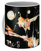 Picassos In Space Coffee Mug