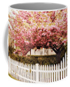 Picket Fence Charm Coffee Mug