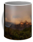 Picket Post Sun Ray Clouds Coffee Mug