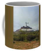 Picket Post Windmill Coffee Mug