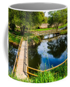 Picnic Area In The Marnel River I Coffee Mug