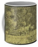 Picture Of Amish Boy In Book Coffee Mug