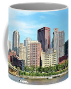 Picture Perfect Pittsburgh Panoramic Coffee Mug