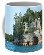 Pictured Rocks Coffee Mug