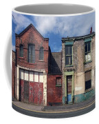 Picturesque Derelict Houses In Hull England Coffee Mug