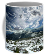 Picturesque Mountain Landscape Coffee Mug