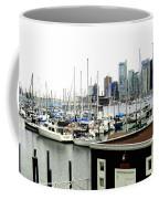 Picturesque Vancouver Harbor Coffee Mug