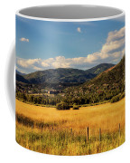 Picturesque View Of Steamboat Springs Colorado Coffee Mug