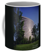 Corporate Woods Pie Building Coffee Mug