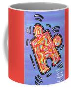 Pieces Fit Coffee Mug