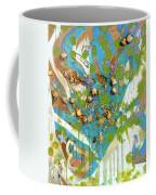 Pieces Of Me Coffee Mug