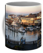 Pier 39 In The Sunshine Coffee Mug