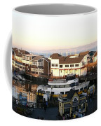 Pier 39 Panorama Coffee Mug