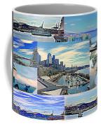 Pier 66 Collage Coffee Mug