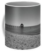 Pier At Lake Pontchartrain Coffee Mug
