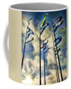 Pier Flags Coffee Mug