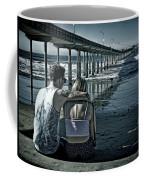Pier Love Coffee Mug