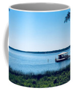 Pier On The Bay Coffee Mug
