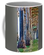 Pier Pylons Balboa Coffee Mug