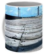 Pier To The Sky Coffee Mug