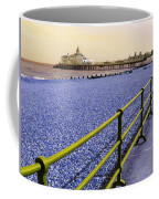 Pier View England Coffee Mug