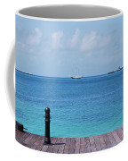 Pier View Coffee Mug