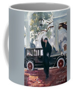 Pierce-arrow Ad, 1925 Coffee Mug