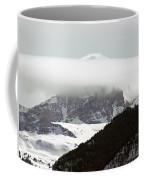 Piercing The Clouds Coffee Mug