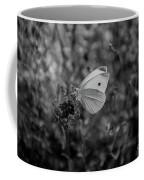 Pieris Rapae Coffee Mug