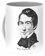 Pierre Chouteau Jr Coffee Mug