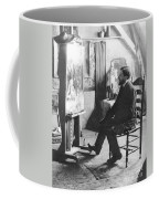 Piet Mondrian (1872-1944) Coffee Mug