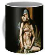 Pieta Coffee Mug by Luis de Morales
