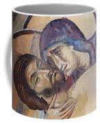 Pieta-mural Detail Coffee Mug