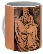 Pieta Study Coffee Mug