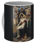 Pieta Coffee Mug by William-Adolphe Bouguereau