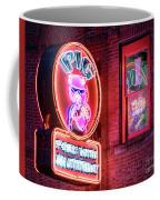Pig With Attitude Coffee Mug