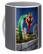 Pigeon Forge Dragon Coffee Mug