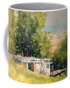 Pigeon Hut Coffee Mug