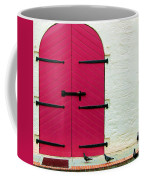 Pigeon Pink Coffee Mug