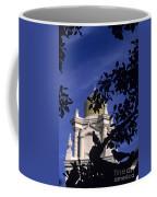 Pigeons Silhouetted Coffee Mug