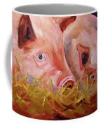 Piglet Pair Coffee Mug