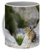 Pika Almost Done Coffee Mug